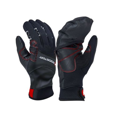 Rooster Gloves Combi